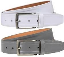 Nike Golf Trapunto Leather G-Flex Belt New - Choose Color & Size!