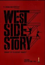 USED SLIM CASE - WEST SIDE STORY - Natalie Wood, Richard Beymer, Russ Tamblyn