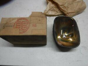 1939 All Plymouth Headlight Deflector NOS