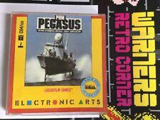 Commodore 64 Disk Disc PM Pegasus Selten Retro Gaming Spiel mit Handbuch Boxed
