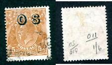 Used Australia #O10 (Lot #13909)