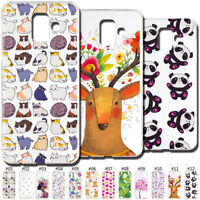 For Samsung Galaxy Phone Silicone Back Skin Gel TPU Soft Rubber Clear Case Cover