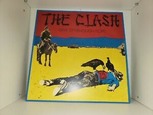 THE CLASH - GIVE 'EM ENOUGH ROPE - 33 TOURS - VINYLE NEUF - VINYL NEW - UNPLAYED