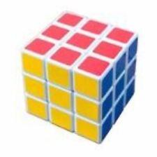 Rubik's Cube Yongjun Brain teasers Speed Magic Cube 3x3 Puzzles YJ3102 White Bod