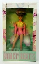 1998 Radio City Rockettes 65th Anniversary Doll