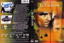 EL CAZADOR. dvd