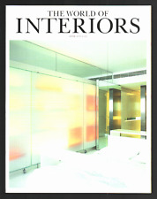 THE WORLD OF INTERIORS April 1999