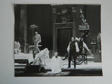 Foto photo originale Anthony Crickmay Opera The Rake's Progress 1979