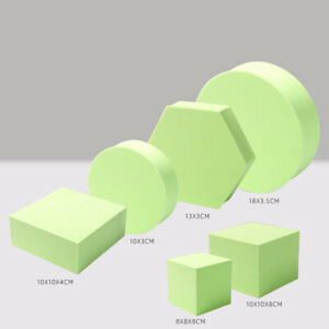 Photography Background Props Hard Foam Geometric Photo Backdrop Prop INS Style