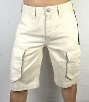 True Religion Brand Jeans $199 Men's Big T Denim Cargo Shorts - 102592