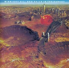 MIDNIGHT OIL : RED SAILS IN THE SUNSET / CD