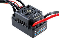 Hobbywing EzRun SC8 120A WP Waterproof  Brushless ESC Speed Controller For 1/10