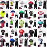 2020 Cycling Jersey Set Men Bike Tops Bib Shorts Suit Breathable Bicycle Uniform