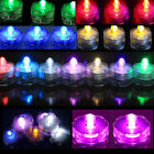 2016+ 1 5 6 PCS Led Submersible Waterproof Wedding Decoration Party Tea Light