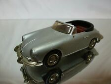 WESTERN MODELS 43 PLUMBIES METAL KIT (built) PORSCHE 356 CABRIOLET 1:43 - GOOD