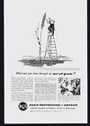 1950 RCA SCINTILLATION COUNTER ELECTRON TUBE VINTAGE PRINT AD