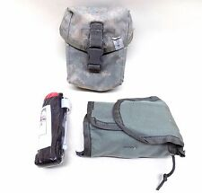 USGI IFAK US Individual First Aid Kit Utility Pouch with Medical Supplies ACU