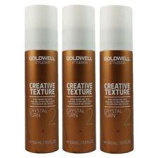 Goldwell Stylesign Creative Texture Crystal Turn 3 x 100 ml Gelwachs Set