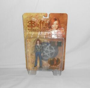 04' Buffy The Vampire Slayer Limited Edition Action Figure Transformation Willow