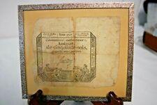 C198 Billet - Assignats de 50 sols - Jaussay - Révolution française - 1793
