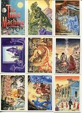 The Time Machine Monsterwax Cards -  Set #XX of Only 1000 Made