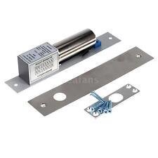 Electric Drop Bolt Door Lock 12V Magnetic Induction Auto Deadbolt Access Control