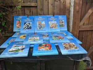 Disney The Wonderful World Of Knowledge Book Bundle