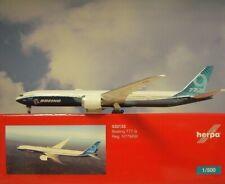 Herpa Wings 1:500 Boeing 777-9 Boeing House Color N779XW 533133 Modellairport500