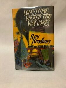 Bradbury, Ray - Something Wicked This Way Comes - Numbered First Signed Limited
