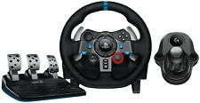 G29 Driving Force Race Wheel + Logitech G Driving Force Shifter Bundle PC + PS4