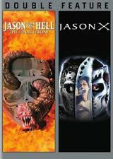 JASON X/ JASON GOES TO HELL 2-PACK NEW DVD