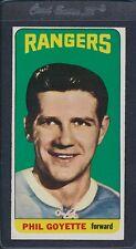 1964/65 Topps #087 Phil Goyette Rangers EX *111