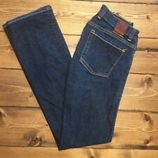LUCKY BRAND Women's Size 0/25 Dark Wash Elite Sundown Jean Straight Leg