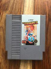 The Goonies II 2 (1987) NES Nintendo cart only