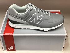 New Balance NBG574 Grey Men's Golf Shoes 11.5XW Were $100