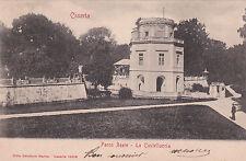 * CASERTA - Parco Reale - La Castelluccia 1903
