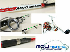 KIT SURFCASTING CANNA ACTO BEACH 4m - 90 gr + MULINELLO TICA DOLPHIN STX 9000