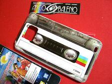 CUSTODIA HARD CASE RIGIDA SAMSUNG GALAXY S2 PLUS GT i9105P COVER AUDIO CASSETTA