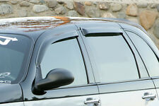 Aerowing Rear Window Deflector GT Styling 56173 Aerowing Rear Window Deflector Smoke 1 pc