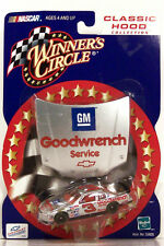 HASBRO HOOD ~ WINNER'S CIRCLE ~ DALE EARNHARDT ~ #3 GOODWRENCH ~ SILVER ~ 1/64