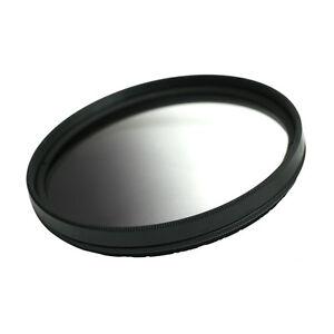 55mm 55 Graduated Gradual Grey Color Special Effect ND Lens Filter Screw Mount