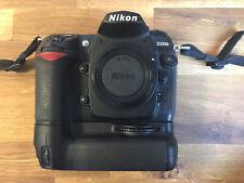 NICE Nikon D200 10.2 MP Digital SLR Camera With MB-D200 Battery Grip