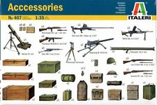 ITALERI 0407 1/35 Accessories Allied Army