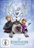 DIE EISKÖNIGIN, völlig unverfroren (Walt Disney) NEU+OVP