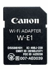 Brand New Wi-Fi Adapter Accessory For Canon W-E1