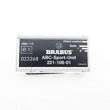 Steuergerät ABC Sport-Unit Mercedes S-KLASSE 216 CL 023268 221-106-01