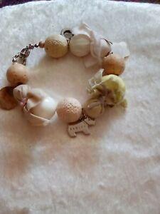 Radley bracelet chunky dog charm