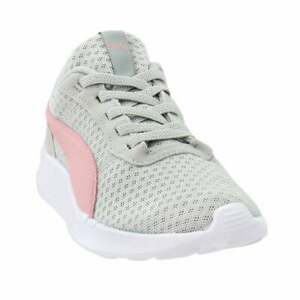 Puma St Activate Lace Up   Infant Girls  Sneakers Shoes Casual   - Grey