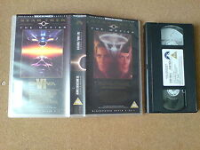 STAR TREK 5+6 THE MOVIES - THE FINAL FRONTIER & THE UNDISCOVERED COUNTRY - VHS