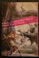 JAPAN Final Fantasy XIII-2 Postcard Book (Square Enix)